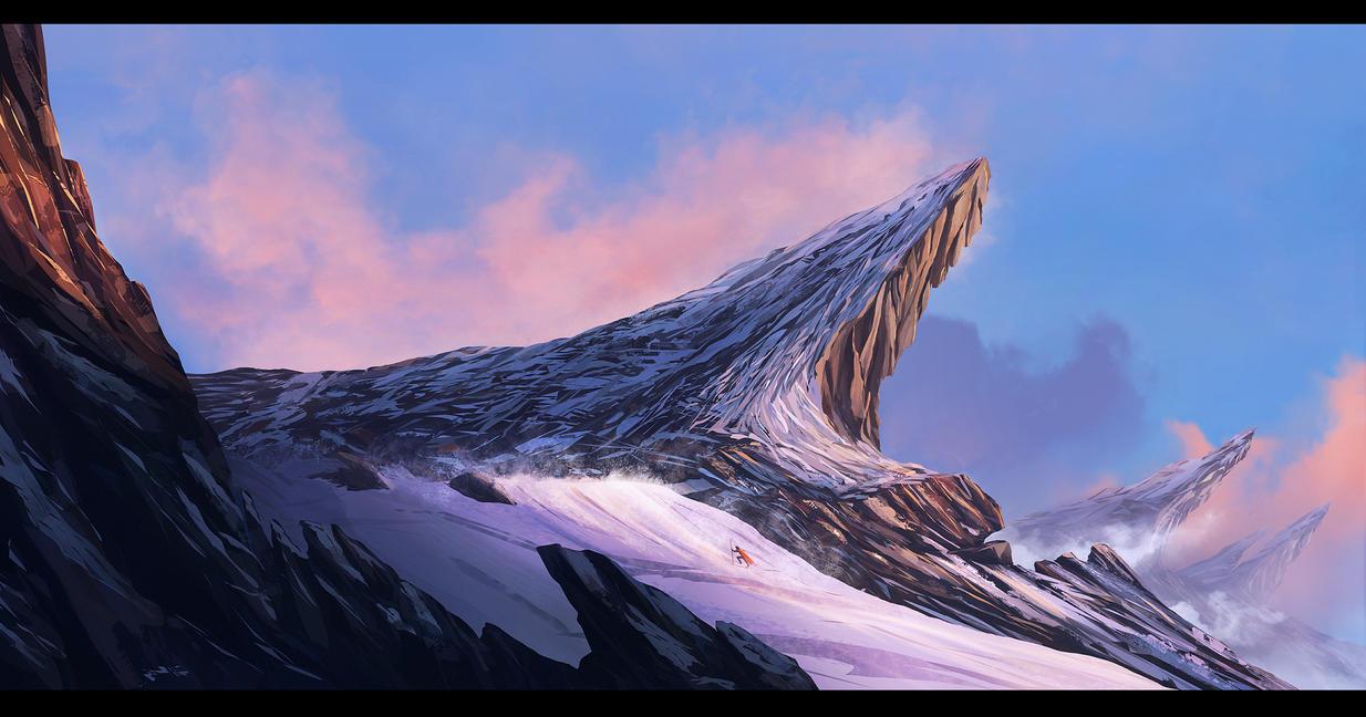 shark rocks by Safarzade