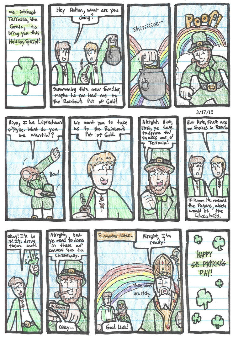 terraria__the_comic__st__patrick_s_day_s
