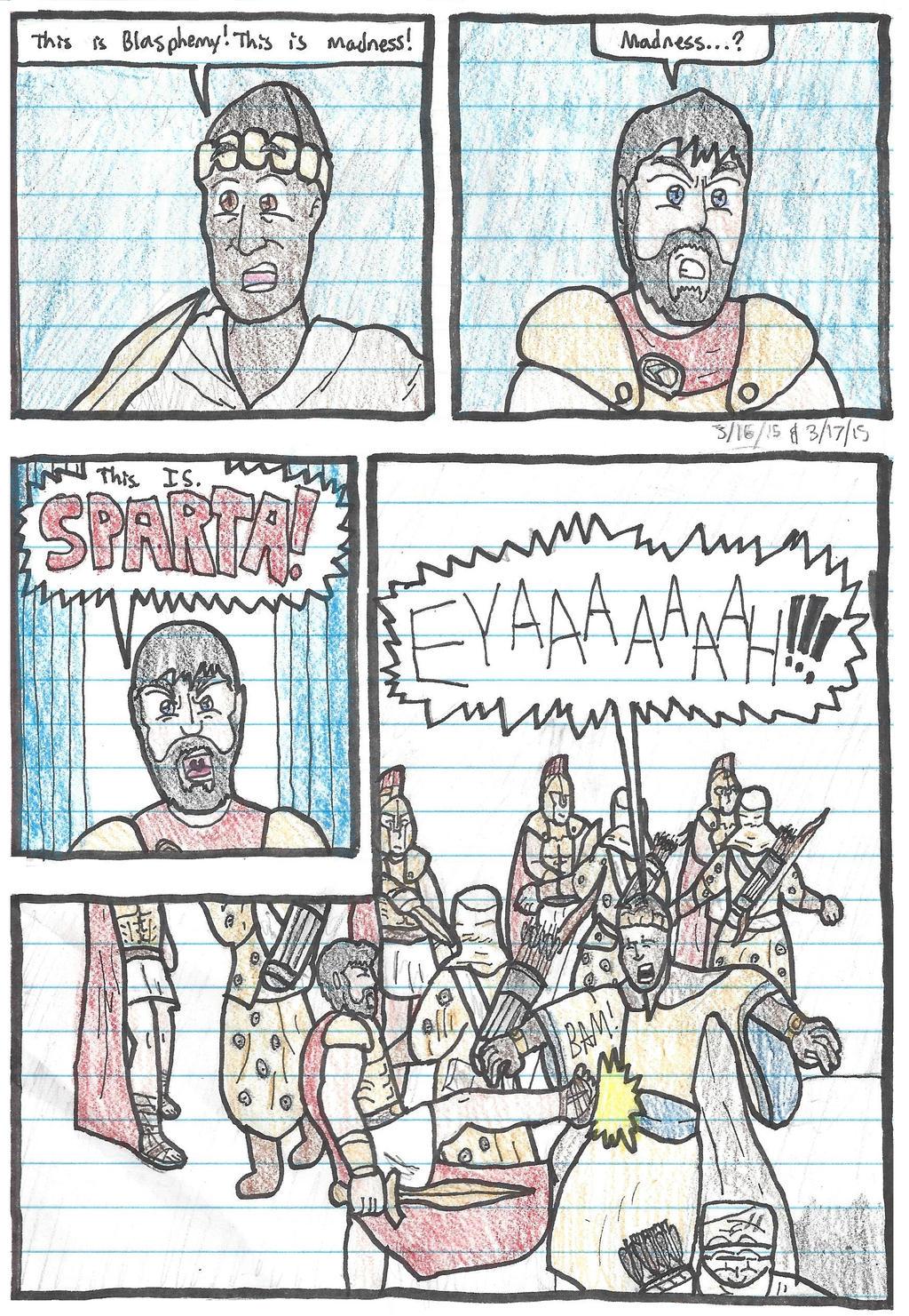 spartan kick wallpaper - photo #34