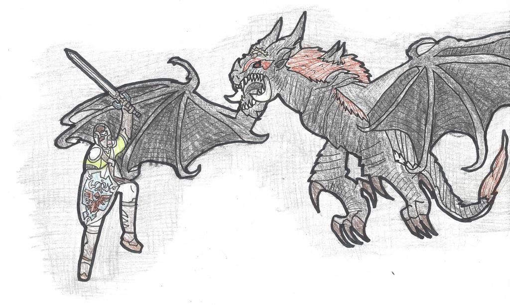 dragonborn_link_vs_ganondorf_alduin_by_d