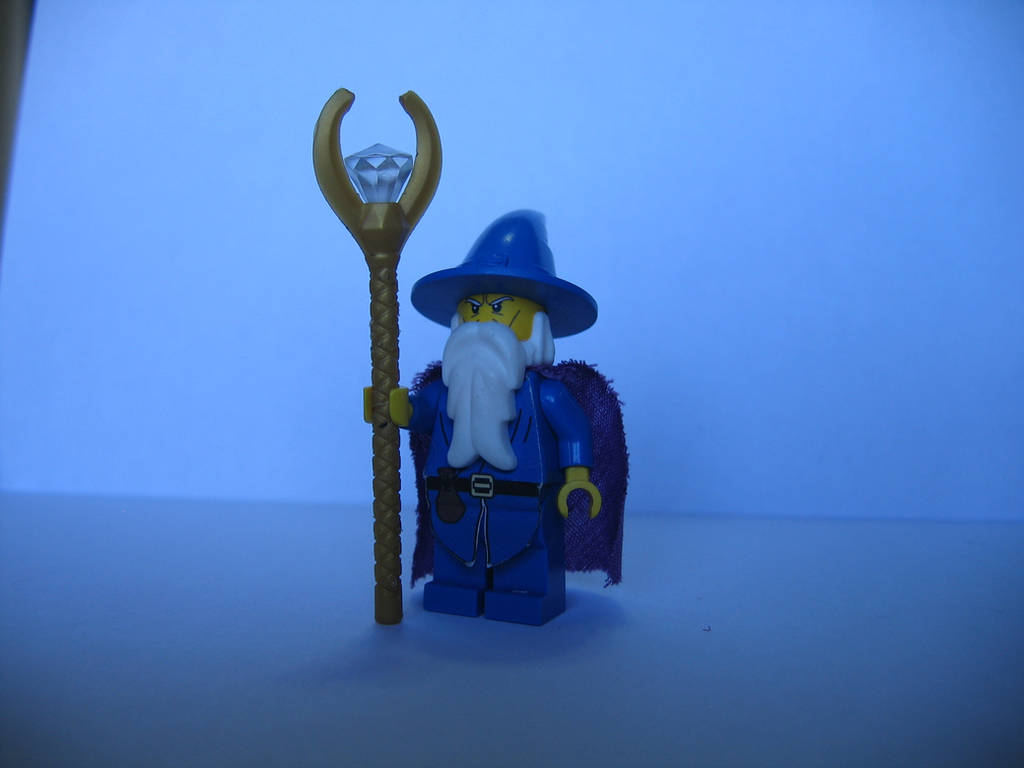 LEGO: Runewit the Majisto Wizard by DWestmoore