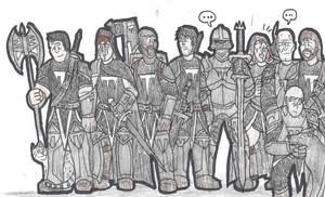 Damnatio Memoriae: The Inquisitors