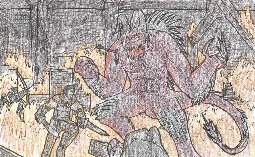 Wulfgard: Wrath and Fire