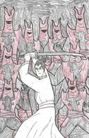Samurai Jack by DWestmoore