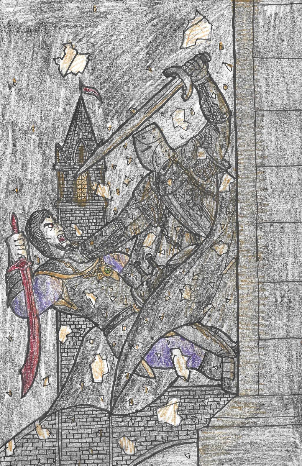 Nox vs Vampire Count by DWestmoore