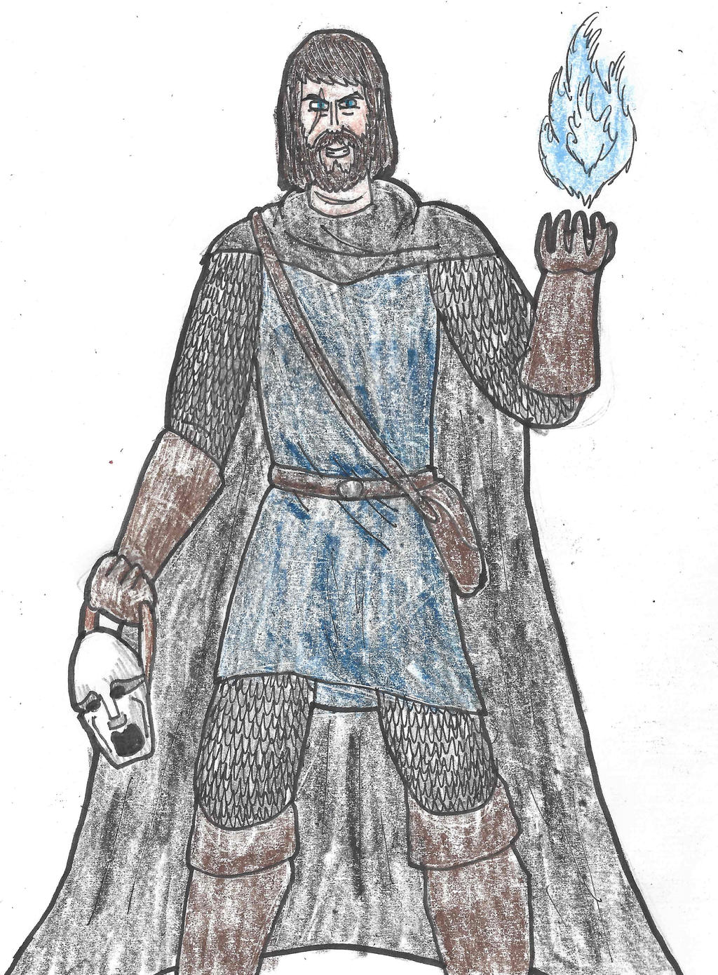 Charon Velos the Weeping Mage