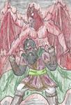 The Dark God's Avatar