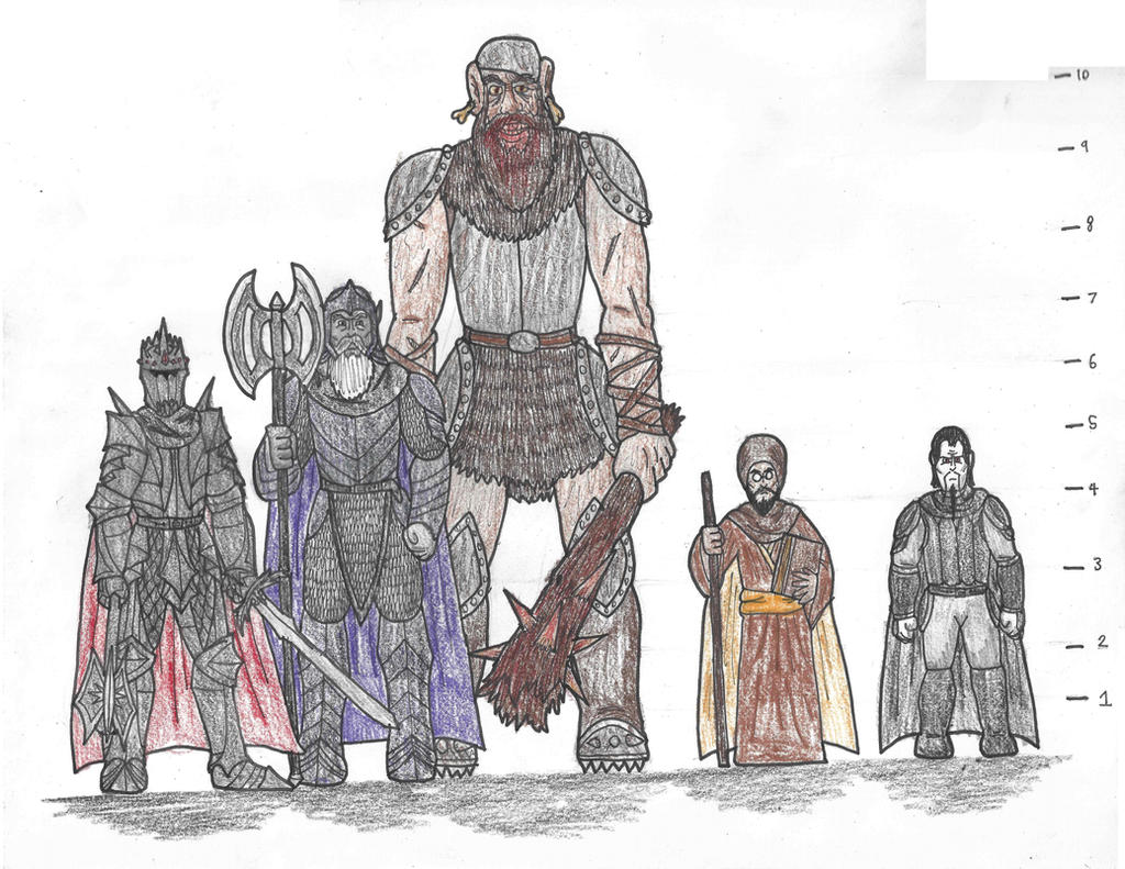 Dark Lords of the Second Age