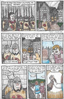 Le Morte D'Arthur: Page 5 by DWestmoore