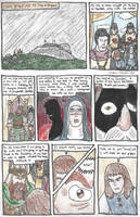 Le Morte D'Arthur: Page 6 by DWestmoore