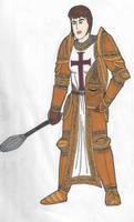 Female War Bishop