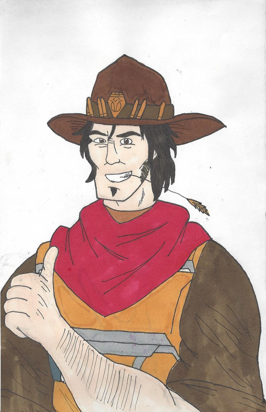 Young McCree