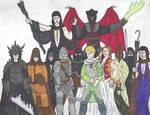 The Dark Maiden and her Children