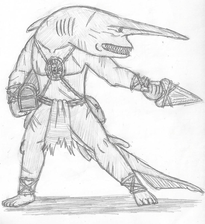 Shark Week: Day 4: Goblin Shark