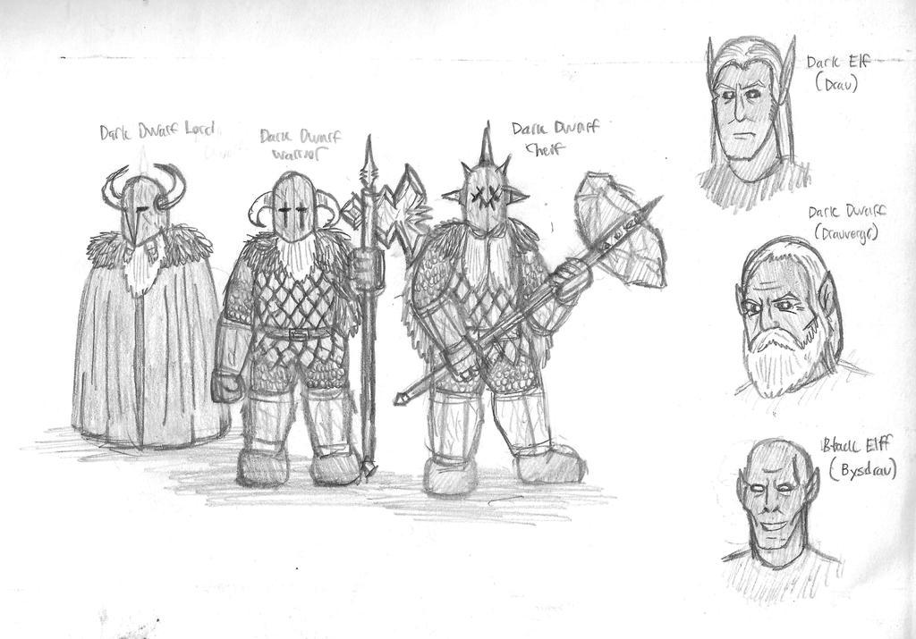 Dark Dwarves