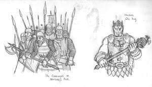 Fantasy Doodles 49