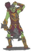 Tarz Iron-Skull