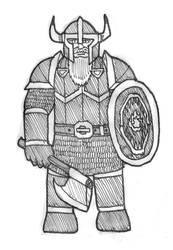 Dragonbound Dwarf