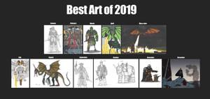 Best Art of 2019