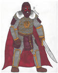 Brufarn the Red redesign