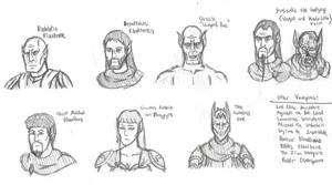 Fantasy Doodles 67