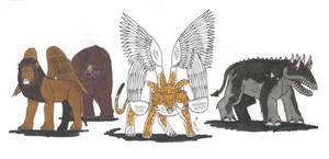 The Beasts of Daniel