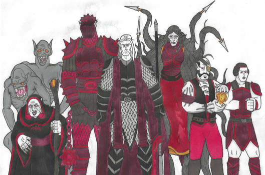 A Group of Vampires (Official Name WIP)