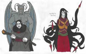 Vampire Recolors