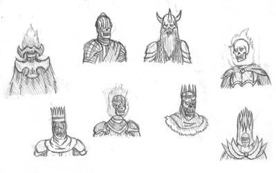 Fantasy Doodles 71