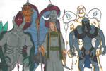 Gods of the Broken Pantheon