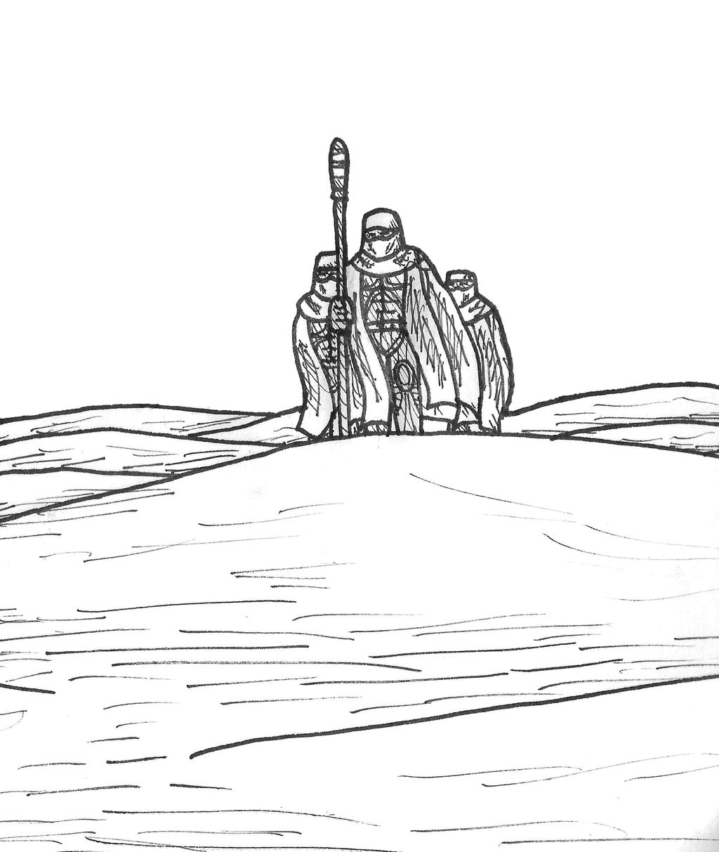 inktober_2020__day_13__dune_by_dwestmoor