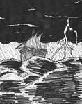Inktober 2020: Day 17: Storm