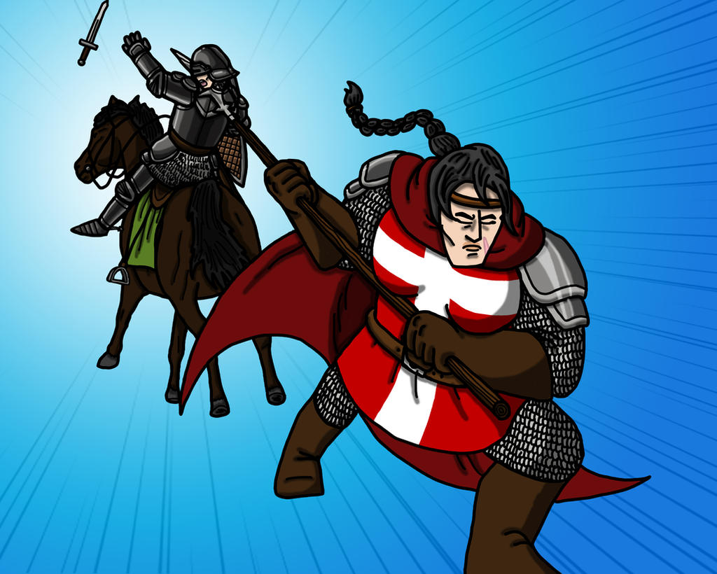 ragna_vs_mounted_knight_by_dwestmoore_de