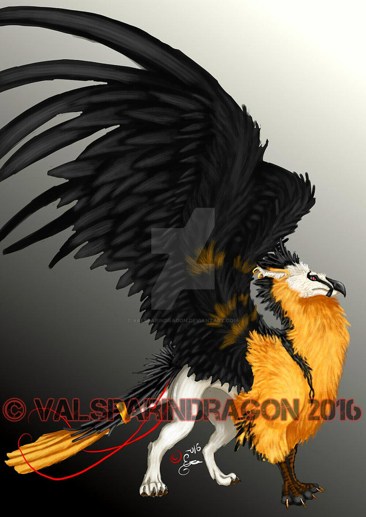 Closed!!:Griffin adopt by ValsparinDragon