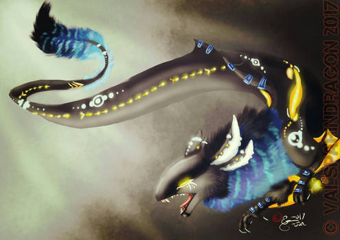 Commission: serpent