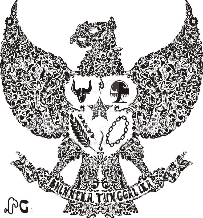 Garuda By Richieria On Deviantart