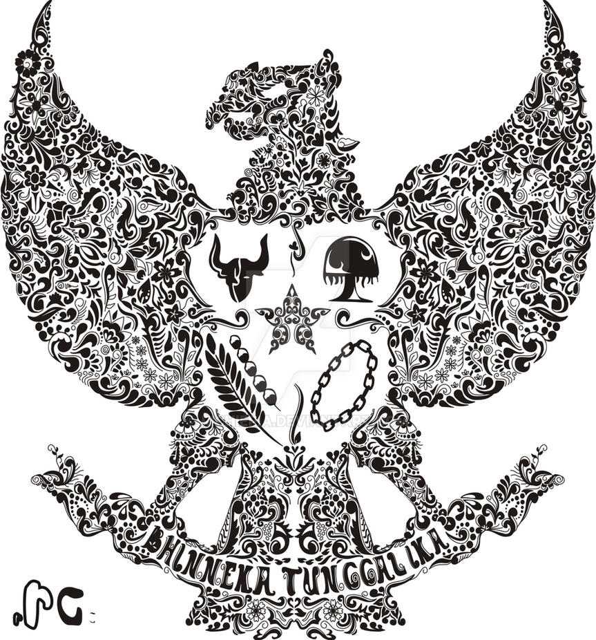 Garuda by richieria