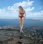 Joy Corrigan - Heading for the ocean