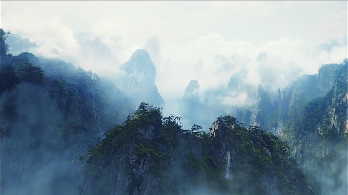 Avatar HD Wallpaper 12 by ihateyouare