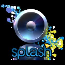 Splash HD Audio icon