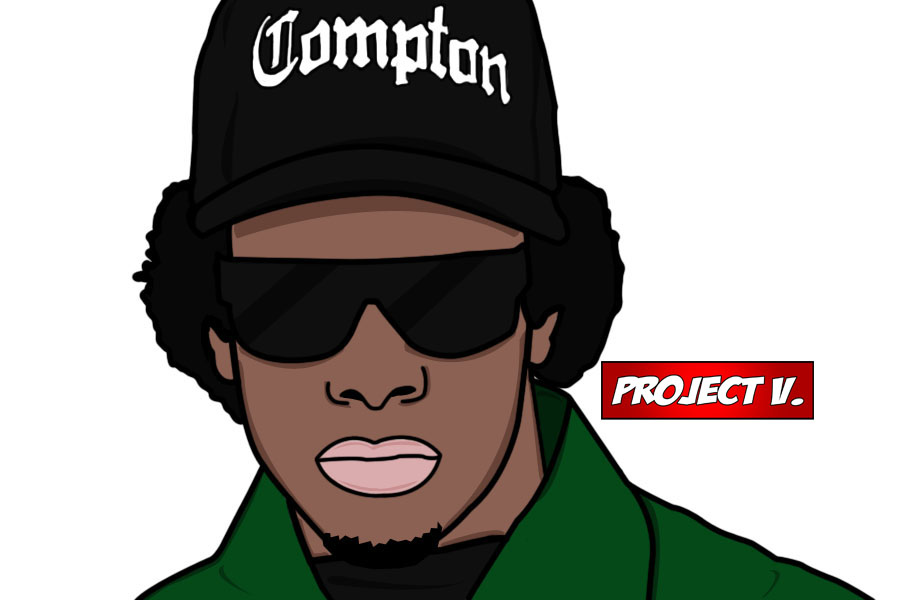 Eazy E Cartoon: Eazy-E By Kingswiszy On DeviantArt