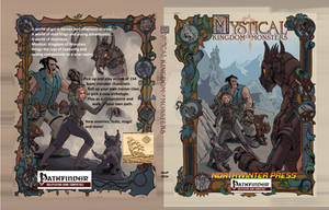 Mystical: Kingdom of Monsters Pathfinder Cover