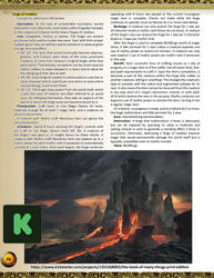 Magical Locations coming to the Pathfinder RPG