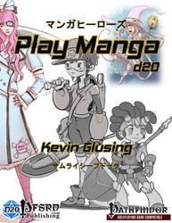 Believe it! Play Manga d20 is now available