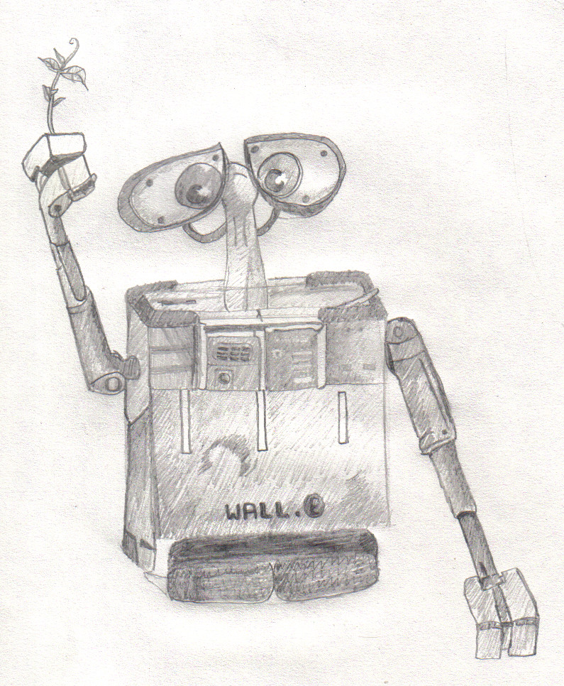WALL.E by Amayna