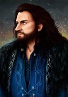Young Thorin by sekiq