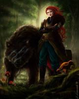 Female Ranger by sekiq