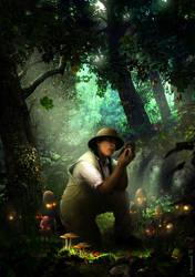 Forest Folk by sekiq