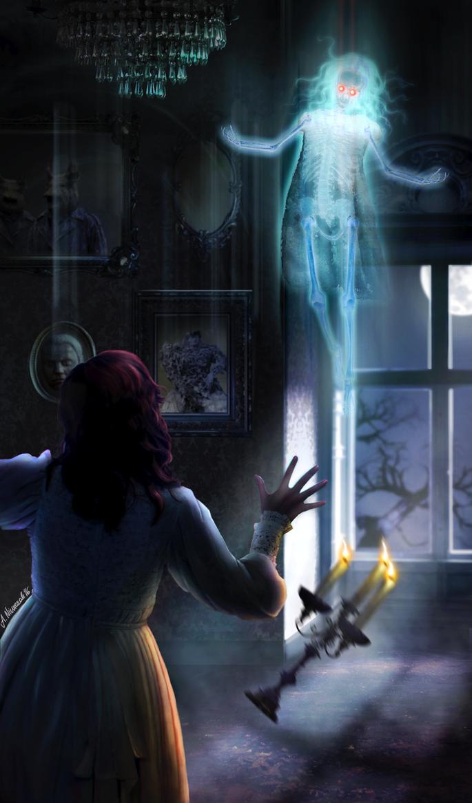 Apparition by sekiq