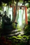 Lone Buddha